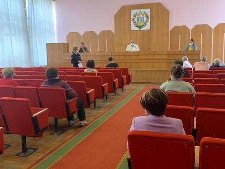 В примарии города Вулканешты состоялось заседание Комиссии по общественному здоровью