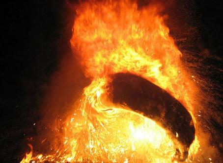 Здание прокуратуры в Вулканештах подожгли неизвестные