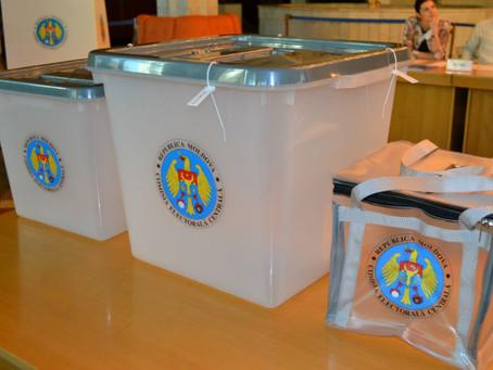 ЦИК обнародовала общее число граждан с правом голоса
