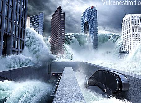 К 2060 году угроза потопа нависнет над миллиардом человек