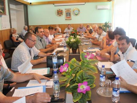 Заседание городского совета (ВИДЕО)