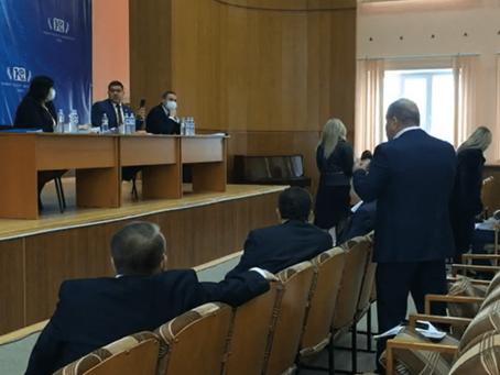 Депутаты лояльные Башкану покинули зал заседания НСГ. Кворума нет