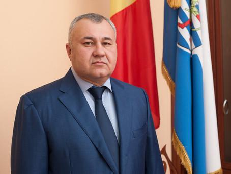 Вице - примар города Бельцы Николай Григоришин выразил поддержку примару Вулканешт Виктору Петриоглу