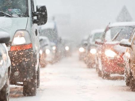 На смену относительно теплой зиме идут суровые холода