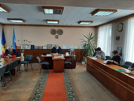 Примар г.Вулканешты провел заседание с заведующими детских садов и эпидемиологом ЦОЗ