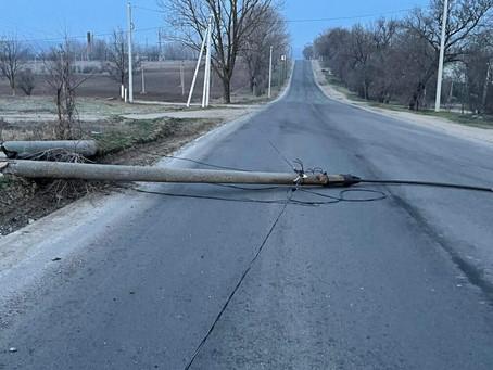 Очередное дорожно-транспортное происшествие в г.Вулканешты