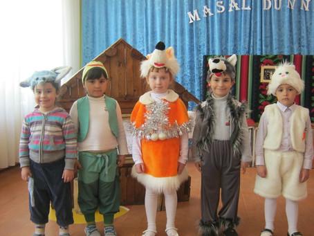Сказка на молдавском языке
