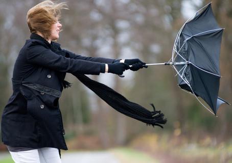 В понедельник в Гагаузии ожидаются дожди и сильный ветер