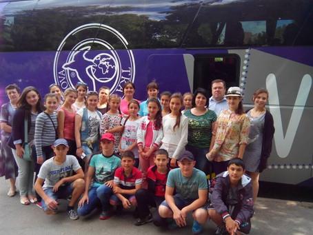 Дети из Гагаузии имеют возможность отдохнуть в Германии