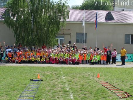 Фестиваль футбола для детских садов