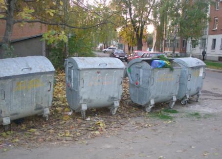 В мусорном баке Кишинева нашли бездыханное тело младенца