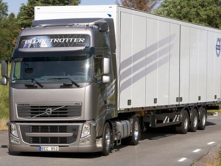 Дудник предложил ввести плату за пользование дорогами для грузовиков с иностранными номерами