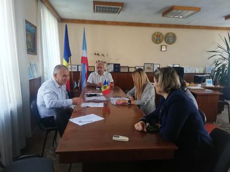 В примарии Вулканешт обсудили План деятельности  для повышения прозрачности