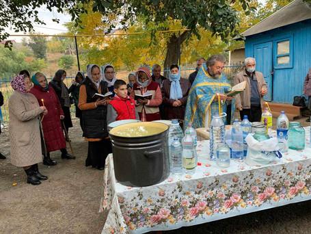 Престольный праздник в Свято-Покровском храме города Вулканешты