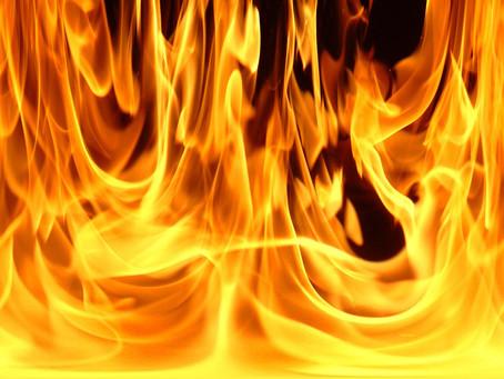 Наступил пожароопасный сезон