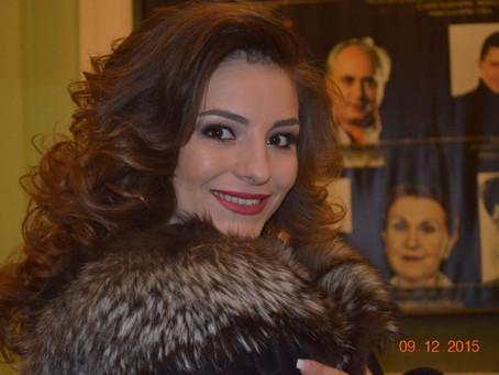 Полина Стефогло - многогранная личноть