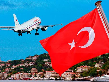 Турция с 15 марта вводит обязательные электронные анкеты для всех въезжающих