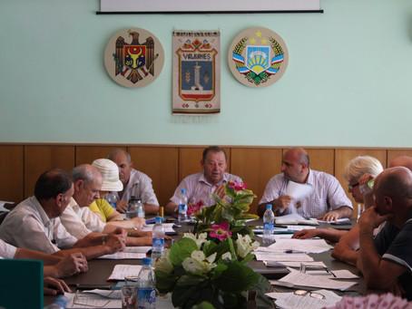 Председатель совета требует невообразимые вещи по строительству спорткомплекса