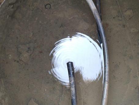 В Вулканештах хулиганы забрались в водопроводный колодец. Всю ночь вытекала вода