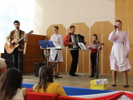 """Концертная программа праздника """"Хедерлез"""""""