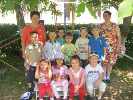 """День защиты детей в детском саду №1 """"Ромашка"""""""