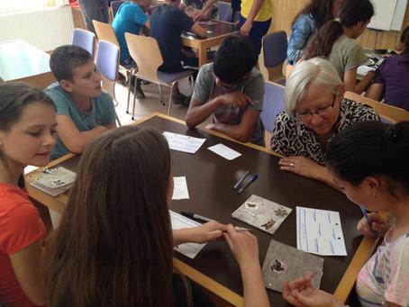Пенсионерки из США оказывают волонтерскую помощь детскому центру