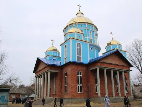 Ко Дню города Вулканешты в церкви Пресвятой Богородицы пройдет Божественная Литургия