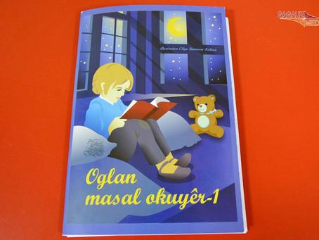 В свет вышла иллюстрированная книжка-раскраска гагаузских сказок «Gagauz çocuu Oglan»