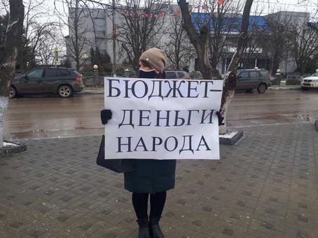 Протесты в Комрате продолжаются. Жители 4-х сел Гагаузии требуют справедливого распределения бюджета