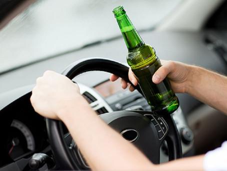 «Алкоголь и вождение НЕ совместимы!»