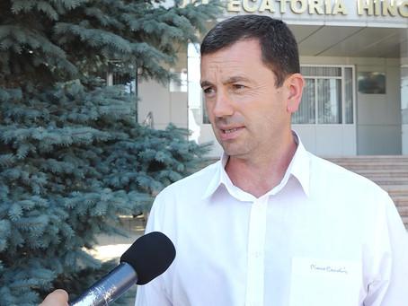 Валентин Чимпоеш об отстранении от должности примара города Вулканешты