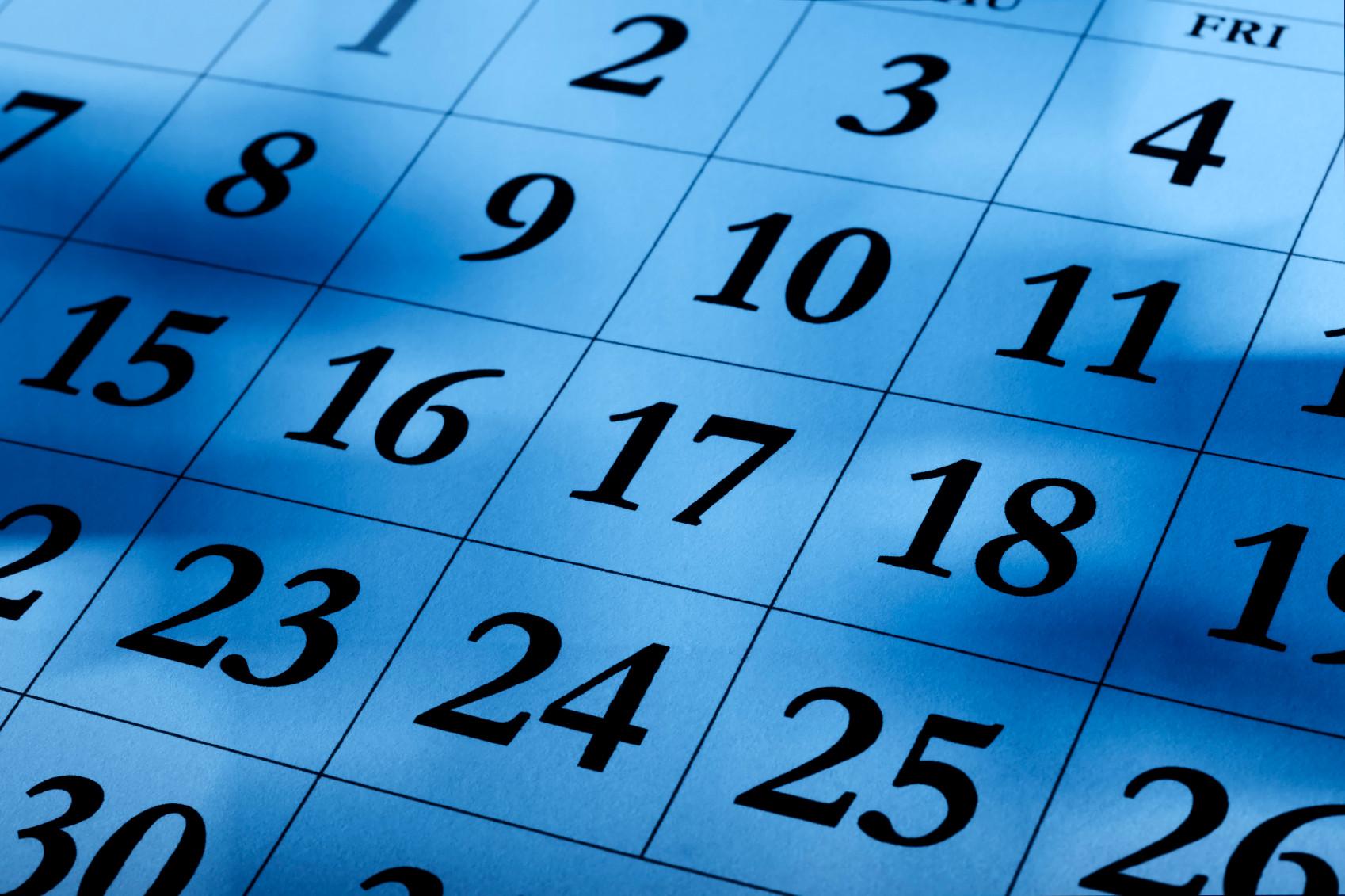 картинки с календарями курс фотошколы для