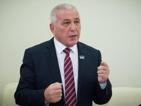 Дмитрий Константинов - игрок или председатель НСГ