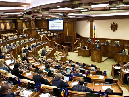 В Молдове ввели чрезвычайное положение до 30 мая
