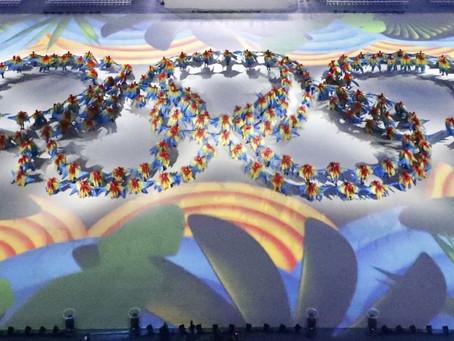 Завершились олимпийские игры в Рио-де-Жанейро