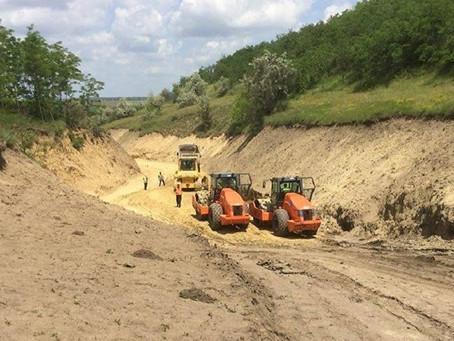 Задержку ремонта трассы Кишинев-Чимишлия-Вулканешты обсудят на срочном заседании