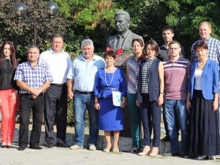 Сотрудники НИЦ Гагаузии почтили память филолога, поэта и ученого Гаврила Гайдаржи