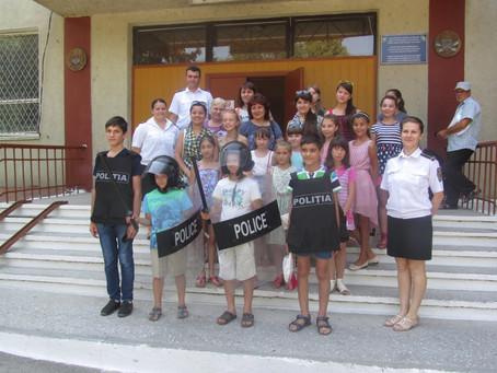 День открытых дверей в инспекторате полиции