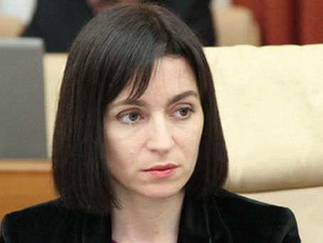 Партия Санду обещает дружить с Западом и нормализовать отношения с Россией