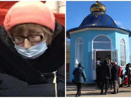 Советник городского совета Чернева А. препятствует благоустройству часовни