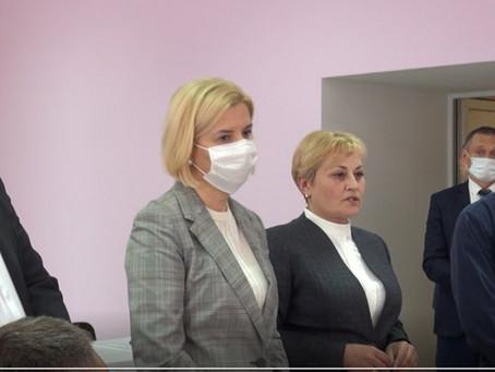 «Бюджетное турне» Ирины Влах в Чишмикиое: Провела закрытую встречу с советниками от ПСРМ без примара