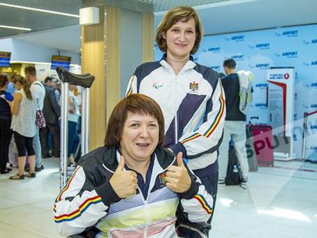 Молдавская спортсменка заняла седьмое место на Паралимпиаде