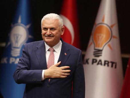 Новым премьер-министром Турции избран Бинали Йылдырым
