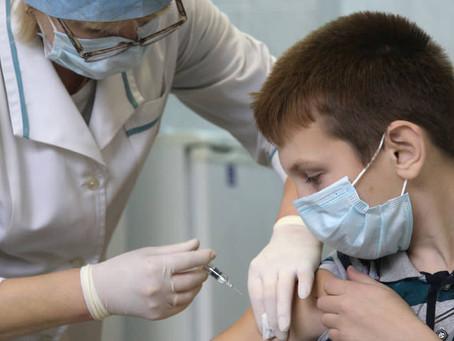 В Молдове начнут прививать от коронавируса детей старше 12 лет