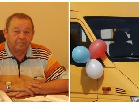 Председатель городского совета, Георгий Терзи против выделения городу Вулканешты микроавтобуса