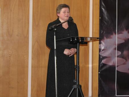 Валентина Фурман - заслуженный работник культуры Гагаузии