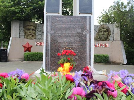 День Победы в Вулканештах