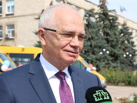 Мухаметшин: «РФ будет оказывать Гагаузии помощь и развивать торгово-экономические отношения»