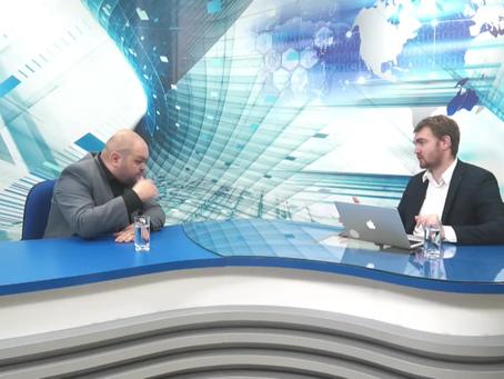 В поддержку примара г.Вулканешты выступил экс-депутат НСГ Тютин Р.В.
