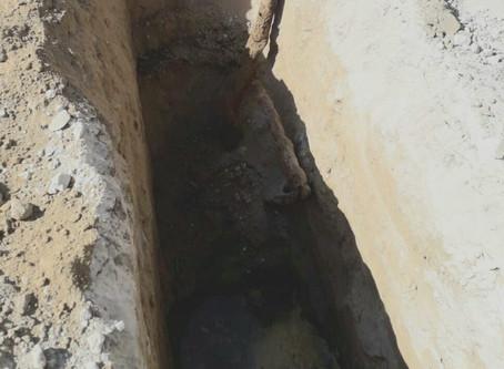 """МП """" Апэ-канал"""" проводит замену водопроводных сетей по улице Герцена"""